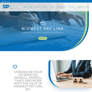 midwestpaylink com at WI  Company | Midwest Paylink
