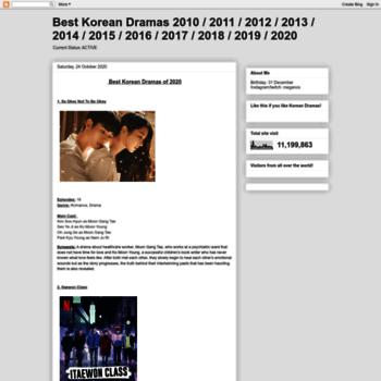 Korean Dramas 2010