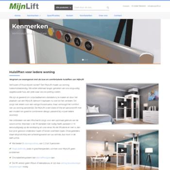 Mijnlift.nl thumbnail