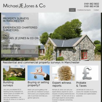 Mikejejones.co.uk thumbnail