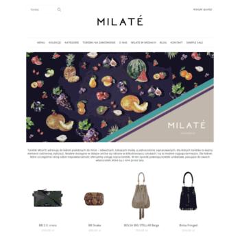 Milate.pl thumbnail