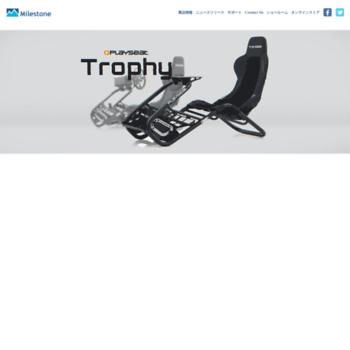 Milestone-net.co.jp thumbnail