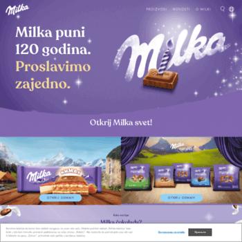 Milka.rs thumbnail