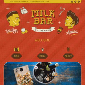 Milkbar.co.za thumbnail