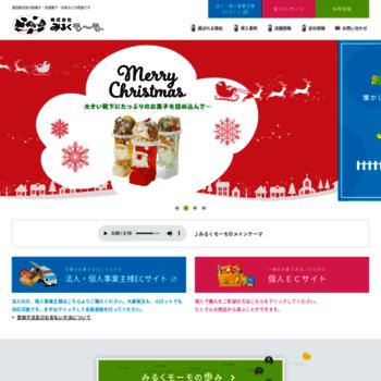 Milkmomo.jp thumbnail