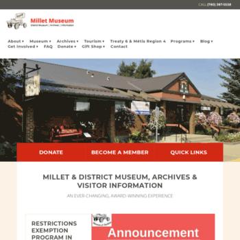 Milletmuseum.ca thumbnail