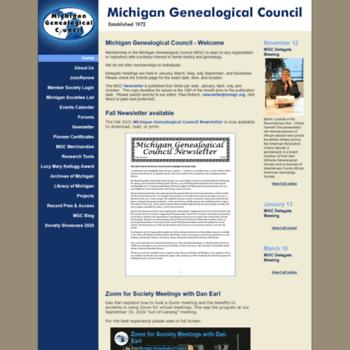 Mimgc.org thumbnail