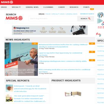 Mims.com.tw thumbnail