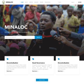 Minaloc.gov.rw thumbnail