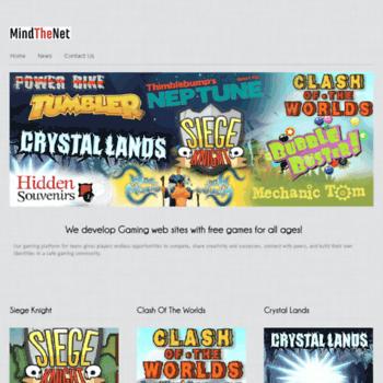 Mindthenet.co.uk thumbnail