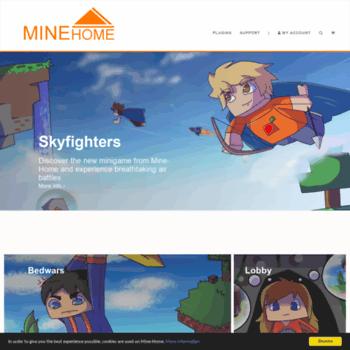 Mine-home.de thumbnail