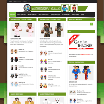 minecraftskins org uk at WI  Minecraft Skins - Download For Free