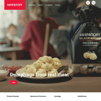 Miratorg.ru thumbnail