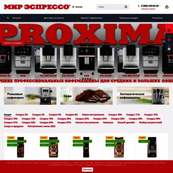 Mirespresso.ru thumbnail