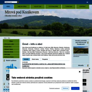 Mirova.cz thumbnail