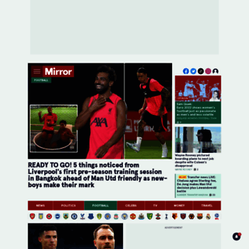 Mirrorfootball.co.uk thumbnail