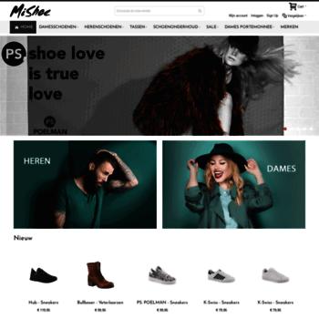 Mishoe.nl thumbnail