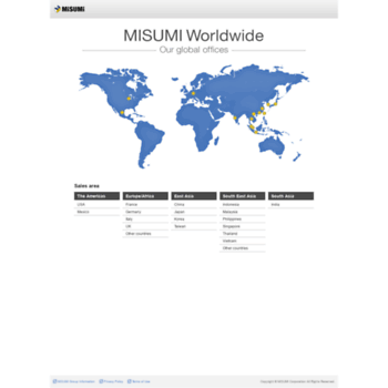 Misumi-ec.com thumbnail