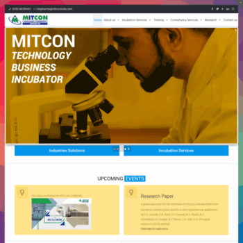 Mitconbiopharma.com thumbnail