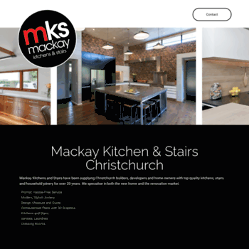 mks.co.nz at WI. Mackay Kitchen and