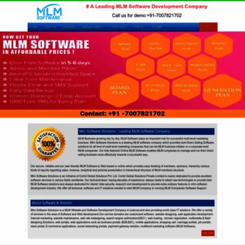 Mlmsoftware.today thumbnail