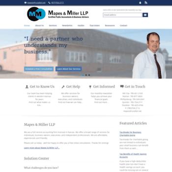 Mmcpas.net thumbnail