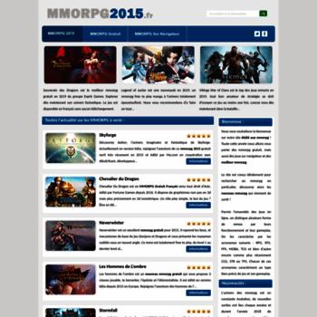 Mmorpg2015.fr thumbnail
