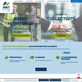mnt.fr at WI. Mutuelle Nationale Territoriale 9d46c4e67b29