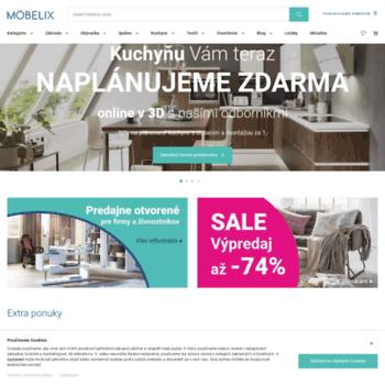 7a684351b mobelix.sk at WI. Nakupujte nábytok online - Moebelix.sk möbelix