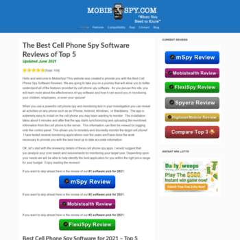 mobiespy com at WI  Cell Phone Spy and Monitoring Software