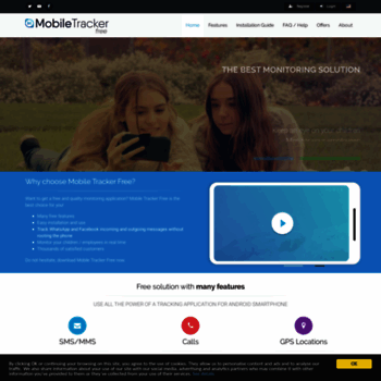 mobile-tracker-free com at WI  Mobile Tracker Free | Cell