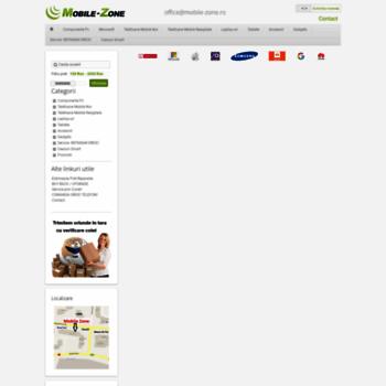 Mobile-zone.ro thumbnail