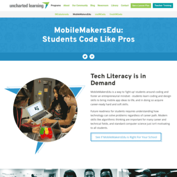 Mobilemakers.co thumbnail