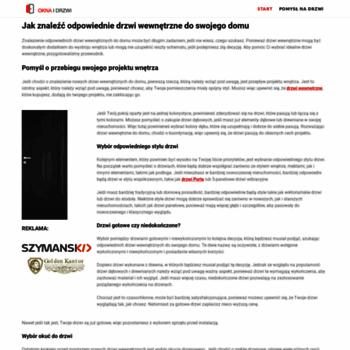 Веб сайт mobilna-obrobka-skrawaniem.pl