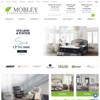 Mobleyfurnitureoutlets.com Thumbnail. Home   Mobley Furniture Outlet. Mobley  Furniture Located In ...