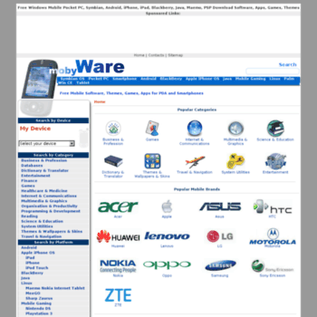 Mobuware.net thumbnail