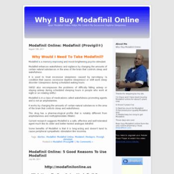 Modafinilonline.us thumbnail