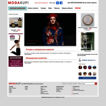 Modakupi.ru thumbnail