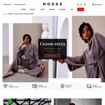 Modde.ru thumbnail
