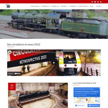 Modelisme-ferroviaire-rouen.fr thumbnail