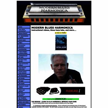 modernbluesharmonica macwebsitebuilder com at WI  Modern Blues