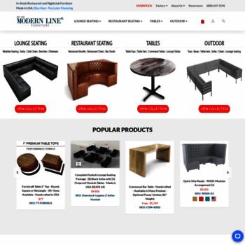 Prime Modernlinefurniture Com At Wi Event Furniture Restaurant Machost Co Dining Chair Design Ideas Machostcouk