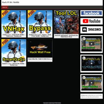 modgv com at WI  Hack PUBG Mobile PC -