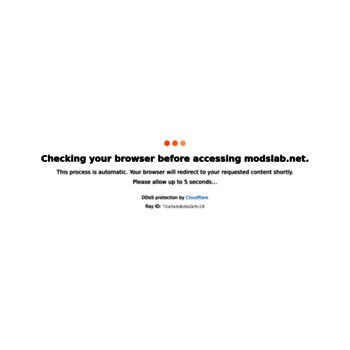 Веб сайт modslab.net