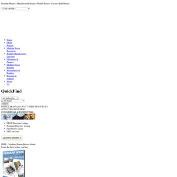 Modularhomes.net thumbnail