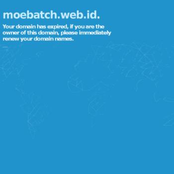 Moebatch.web.id thumbnail