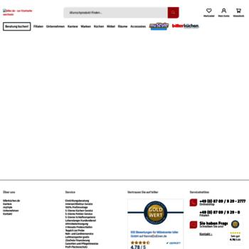 Moebel Billercom At Wi Billerde Hinein Ins Wohnglück Online