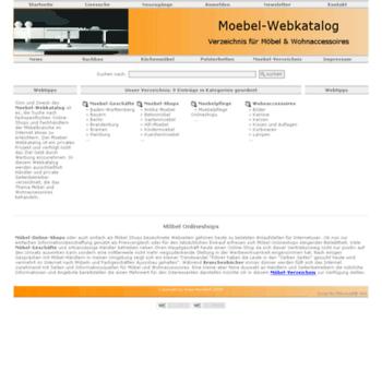 Moebel-webkatalog.de thumbnail
