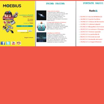 Moebiusonline.eu thumbnail