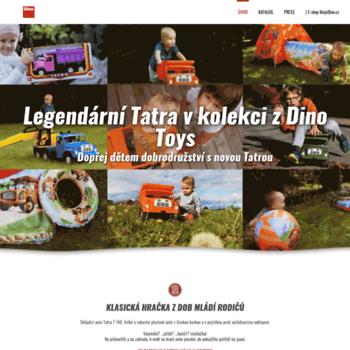 Mojetatra.cz thumbnail
